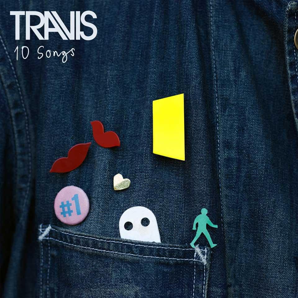 Travis portada 10 songs album