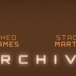 Crítica de 'Archive' (2020). No está mal, Rothery
