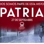 Este domingo se estrena Patria, la serie de HBO