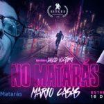 Crítica de 'No matarás' (2020). Mario Casas de Guatemala a guatepeor