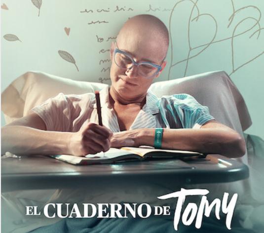 Resultado de imagen de el cuaderno de tomy poster