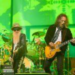 Billy Gibbons y Kirk Hammett junto a Mick Fleetwood & Friends