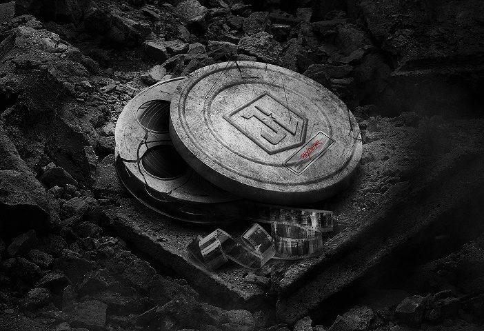 Poster promocional La Liga de la Justicia de Zack Snyder