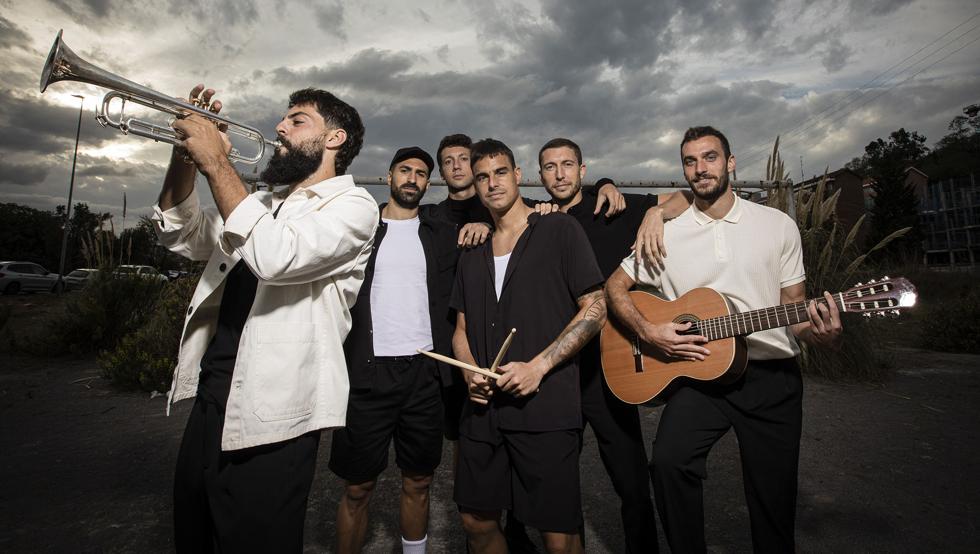 Imagen de Orsai donde aparecen los seis jugadores del Athletic Club de Bilbao