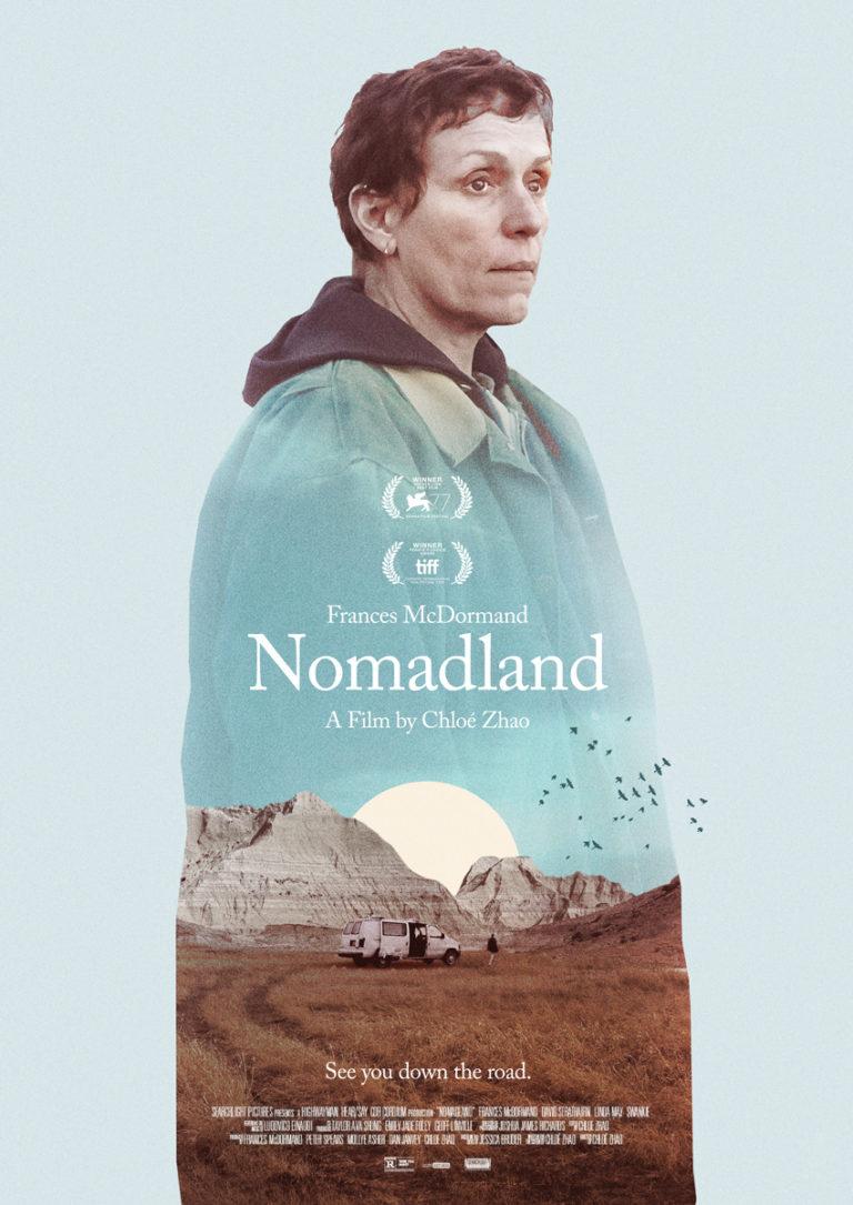 Nomadland 2020 poster