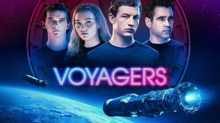 Poster de la película Voyagers 2021
