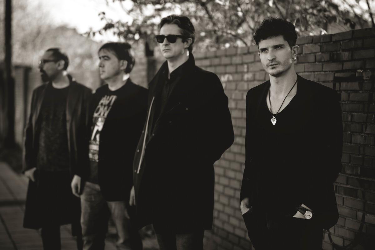 Miembros de la banda vallisoletana Sólido líquido