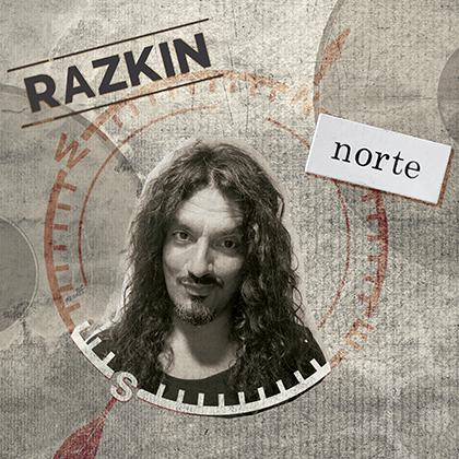 Razkin portada disco Norte