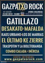 Cartel Gazpatxorock